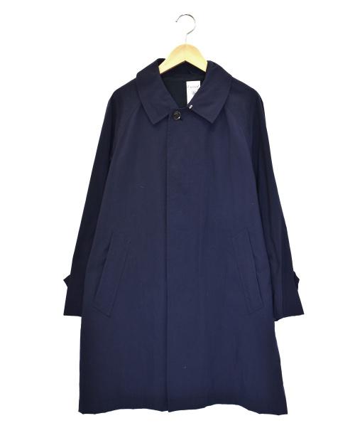 ORCIVAL(オーシバル)ORCIVAL (オーシバル) ステンカラーコート ネイビー サイズ:1の古着・服飾アイテム