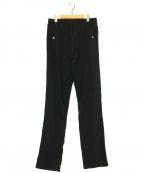 CHRISTIAN DADA(クリスチャンダダ)の古着「スウェットパンツ」 ブラック