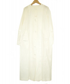RENLI SU(レンリー・スー)の古着「ブラウスワンピース」 ホワイト