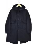 FWk Engineered Garments(エフダブリューケーエンジニアードガーメンツ)の古着「モッズコート」|ネイビー