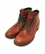 RED WING(レッドウィング)の古着「ベックマンブーツ」|ブラウン