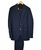L.B.M.1911(ルビアム1911)の古着「ウール2Bセットアップスーツ」|ネイビー