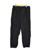 SUPREME(シュプリーム)の古着「ナイロントレイルパンツ」|ブラック