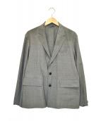 ()の古着「ロイヤルテーラードジャケット」|グレー