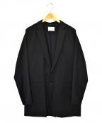MIN()の古着「テーラードジャケット」 ブラック