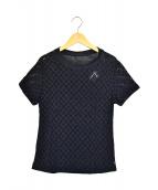 45R(フォーティファイブアール)の古着「エンブロイダリーシャツ」|ネイビー