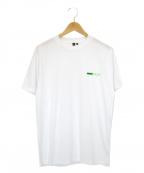 OPENING CEREMONY(オープニングセレモニー)の古着「ワンポイントロゴS/Sカットソー」|ホワイト