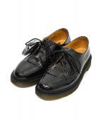 ()の古着「ペテント3ホールブーツ」|ブラック