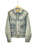 RRL()の古着「デニムジャケット」|インディゴ
