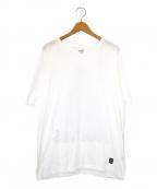 WACKO MARIA(ワコマリア)の古着「STANDARD CREW NECK T-SHIRT」|ホワイト