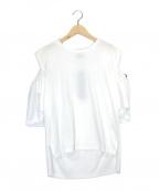 PAMEO POSE()の古着「Warrior T-Shirts」 ホワイト