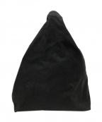 discord Yohji Yamamoto(ヨウジヤマモト)の古着「Triangle shoulder」|ブラック