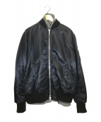 uniform experiment(ユニフォームエクスペリメント)の古着「ジャケット」 ブラック