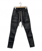 DANKE SCHON(ダンケ シェーン)の古着「コーティングパンツ」|ブラック
