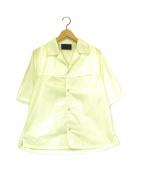 ()の古着「ショートスリーブシャツ」|アイボリー
