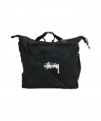 NIKE × STUSSY(ナイキ × ステューシー)の古着「2WAYバッグ」|ブラック