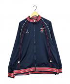 JORDAN BRAND × PSG(ジョーダンブランド×パリサンジェルマン)の古着「クラブアンセムジャケット」|ネイビー