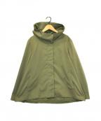 UNTITLED(アンタイトル)の古着「フーデッドジャケット」|オリーブ