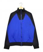 GOLDEN GOOSE(ゴールデングース)の古着「トラックジャケット」|ブルー×ブラック