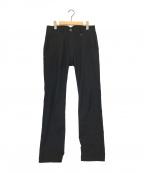 Vivienne Westwood man(ヴィヴィアン ウェストウッド マン)の古着「ストレートパンツ」|ブラック
