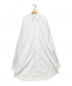 doublet(ダブレット)の古着「スーパーサイズパターンシャツ」 ホワイト