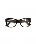 TOM FORD(トム フォード)の古着「眼鏡」|ブラック