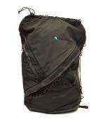 KLATTERMUSEN(クレッタルムーセン)の古着「Gna Backpack 25L」 グレー