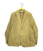 PHIGVEL MAKERS(フィグベルマーカーズ)の古着「GENT'S JACKET」|ブラウン
