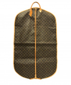 LOUIS VUITTON(ルイ ヴィトン)の古着「ガーメントバッグ」|ブラウン