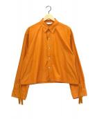 ()の古着「L/Sシャツ」|ブラウン