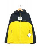 ()の古着「ボーズマンロックジャケット」|ブラック×イエロー