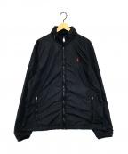 POLO RALPH LAUREN(ポロ・ラルフローレン)の古着「ナイロンジャケット」|ブラック