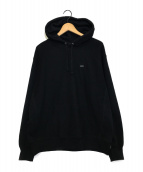 ()の古着「Small Box Logo Hoodie」 ブラック