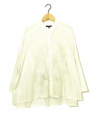 pas de calais(パドカレ)の古着「刺繍シャツ」|ホワイト