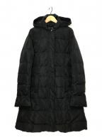 LANVIN COLLECTION(ランバンコレクション)の古着「ダウンコート」|ブラック