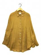 L'appartement(アパルトモン)の古着「ラミ‐シャツ」|ベージュ