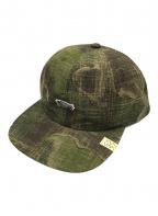 VISVIM(ビズビム)の古着「EXCELSIOR CAP」|カーキ