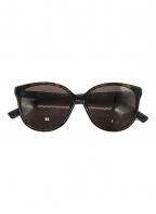 GUCCI(グッチ)の古着「ラウンドサングラス」|ブラウン