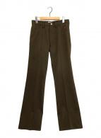 ()の古着「NEW STANDARD PANTS」 ブラウン