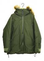 ()の古着「ヘイムダルWPジャケット」|カーキ