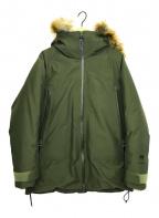 HELLY HANSEN(ヘリーハンセン)の古着「ヘイムダルWPジャケット」|カーキ