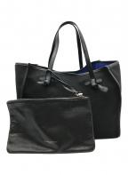 GIANNI CHIARINI(ジャンニキャリーニ)の古着「マルチェッラトートバッグ」|ブラック