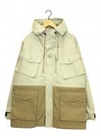nanamica(ナナミカ)の古着「GORE-TEXクルーザージャケット」|ベージュ