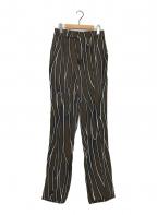 MARNI(マルニ)の古着「総柄パンツ」|ブラウン
