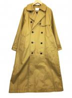 REKISAMI(レキサミ)の古着「ライナー付トレンチコート」|ベージュ