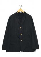 ()の古着「All season jacket」 ブラック