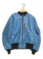 BUZZ RICKSON'S(バズリクソンズ)の古着「L-2Bフライトジャケット」|ブルー