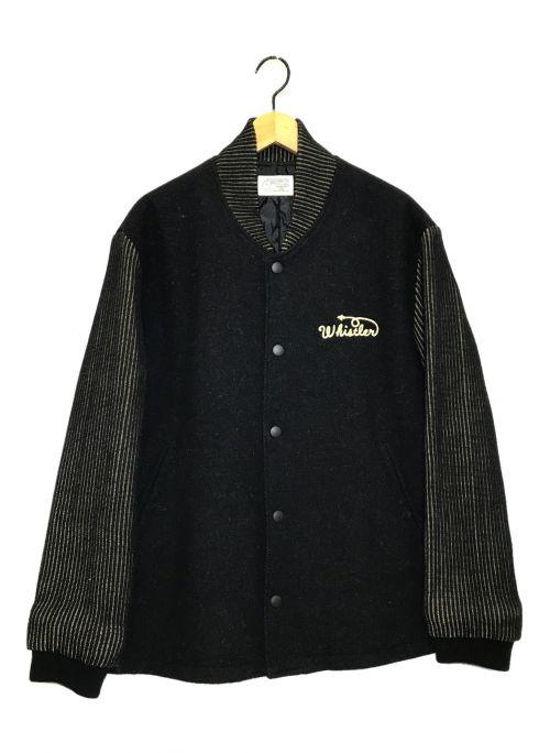 5WHISTLE(ファイブホイッスル)5WHISTLE (ファイブホイッスル) ファラオジャケット ブラック サイズ:XLの古着・服飾アイテム