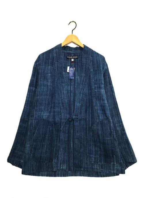 GAIJIN MADE(ガイジンメイド)GAIJIN MADE (ガイジンメイド) 羽織ジャケット インディゴ サイズ:M 未使用品の古着・服飾アイテム
