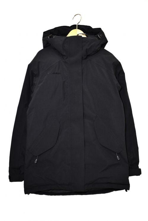 MAMMUT(マムート)MAMMUT (マムート) ドライテックプライムダウンコート ブラック サイズ:asia:Sの古着・服飾アイテム